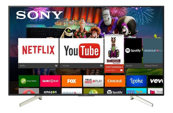 Smart Tv Led 70 Sony Xbr-70x835f 4k 4 Hdmi 3 Usb