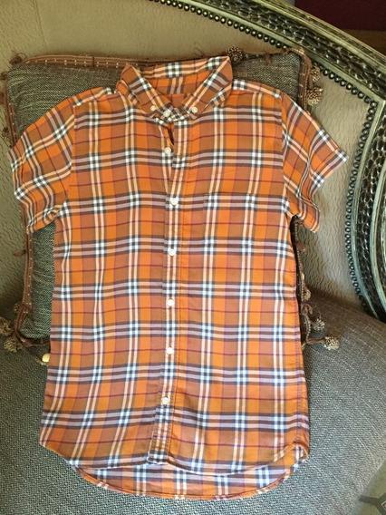 Camisa Burberry Niño