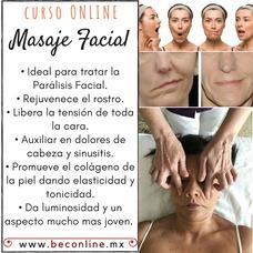 Curso De Masaje Facial - Parálisis Facial