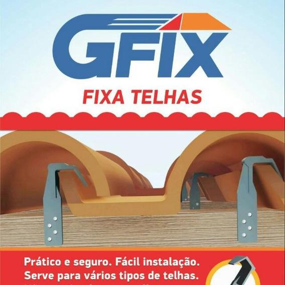1000 Grampos Fixa Telhas Gfix,para Telhas De Cerâmica E Piso