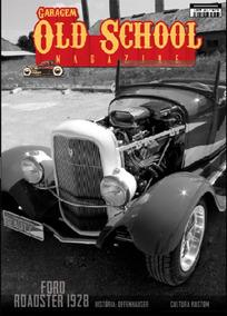 Revista Garagem Old School - Edição 1