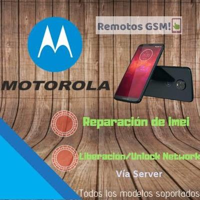 Liberación Y Reparación Imei Cuál Quier Motorola