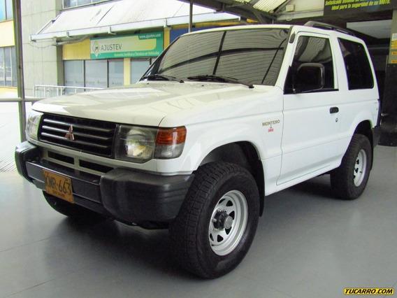 Mitsubishi Montero Hard Top Mt 2400 4x4