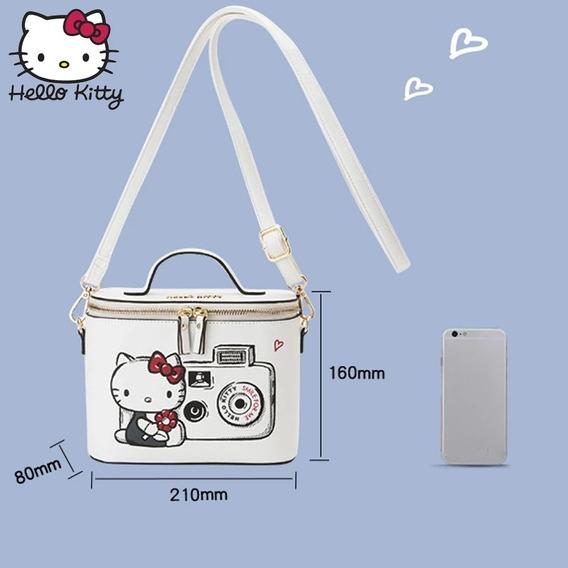 Bolsa Hello Kitty Sem Uso Com Etiqueta
