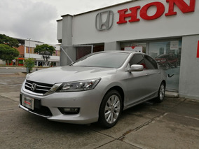 Honda Accord Exl V6 2014