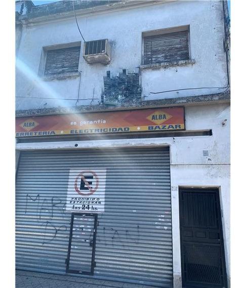 Liquido Local-deposito Y Vivienda 3amb E/camioneta