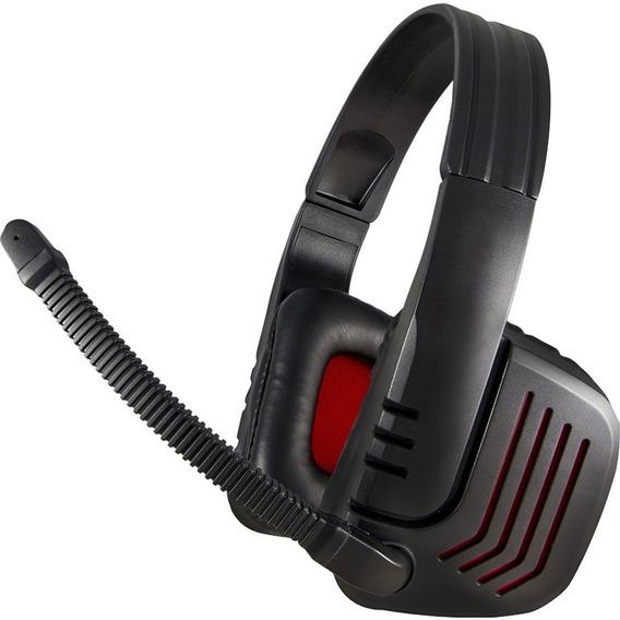 Fone De Ouvido Gamer C3 Tech Predator Com Microfone