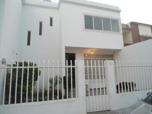 Casa Sola En Renta Fracc Las Reynas