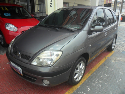 Renault Scenic 1.6 Flex 2006/2007