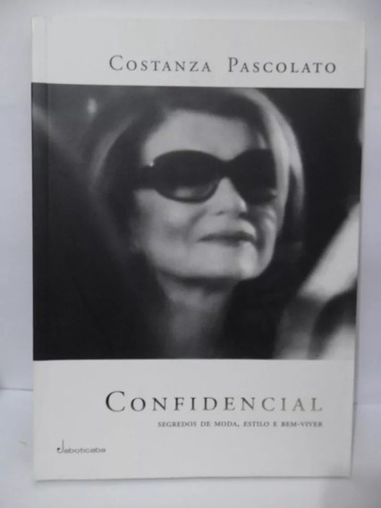 Confidencial - Costanza Pascolato 7
