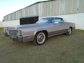 Cadillac El Dorado 2ptas 1970