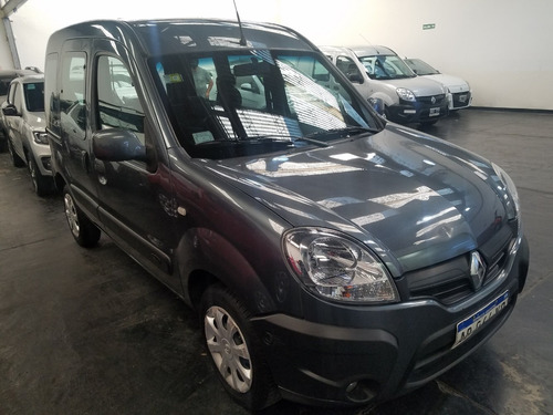 Renault Kangoo 1.6 Authentique Plus 2 Pl Con Gnc ! (aes)