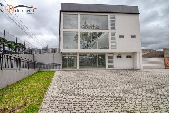 Loja Para Alugar, 400 M² Por R$ 13.000/mês - Campo Comprido - Curitiba/pr - Lo0028