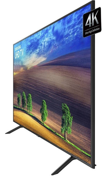 Smart Tv Led 55 Samsung Ultra Hd 4k 55nu7100 Com Conversor