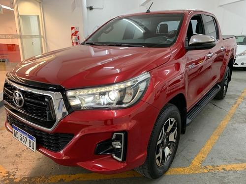Toyota Hilux Srx At 4x4 1ra.mano, Impecable Estado, Services