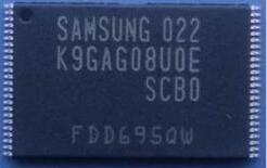 2 Memoria Nand Un32d5500 Un40d5500 D5500 Gravada K9gag08u0e