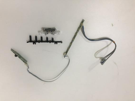 Placa Painel Monitor Lg W1752t Mais Botões-usados