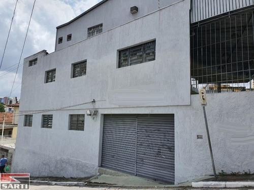 Imagem 1 de 10 de Prédio Comercial Tucuruvi Com 686 M²,  2 Salões, 4 Salas +  Escritório,  4  Salas  - St18507