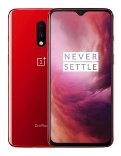 OnePlus 7 Dual SIM 256 GB Red 8 GB RAM