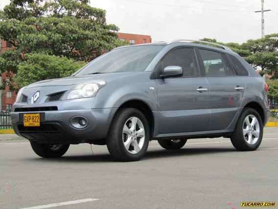 Renault Koleos Privilege 2500 At Aa Ab Abs Tc