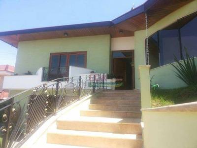 Casa Residencial À Venda, Residencial Santa Helena, Caçapava. - Ca1079