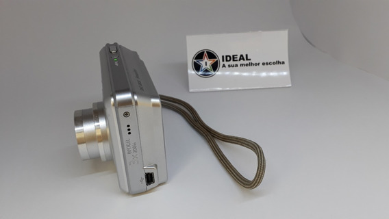 Camera Fotográfica Sony Cyber Shot - 10.1 Megapixels - Dsc-s