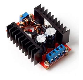 Regulador Tensão Conversor Dc Step Up 12v A 35v 150w Boost