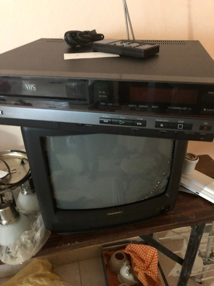 Tv 14 In + Videocasetera
