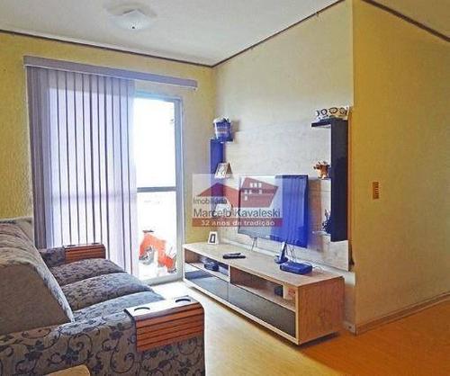 Imagem 1 de 17 de Apartamento Residencial À Venda, Vila Das Mercês, São Paulo. - Ap4350