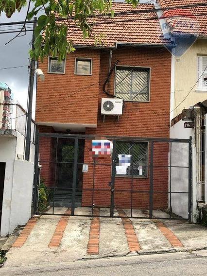 Imóvel Comercial Para Locaçãona Vila Clementino - Ca1106