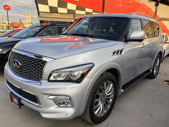 Infiniti Qx80 Perfection 2015