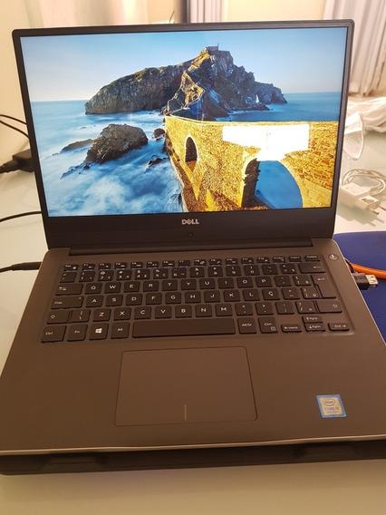 Notebook Dell I14-7472-a10g Intel Core I5 8250u