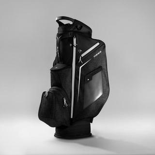 Bolsa De Golf Para Carrito Negra