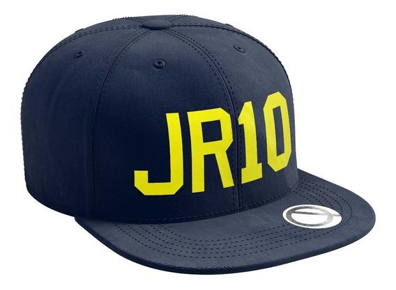 Gorra Snapback Boca Juniors Argentina Juan Roman Riquelme