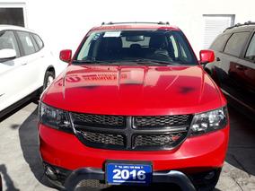 Dodge Journey 2.4 Sxt Sport 7 Pasajeros At