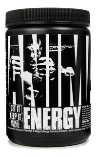 Pre Treino Animal Energy 60 Cápsulas Universal - Imp Eua