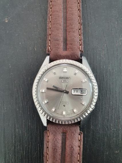 Relógio Seiko 5 Antigo, Masculino, Automático, Preço