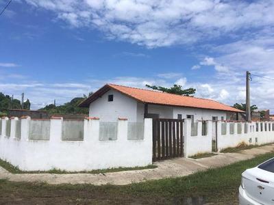 Casa Com 2 Quartos Em Itanhaém-sp, Venha Conferir!!! 4931/p