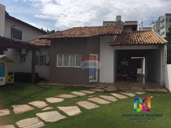 Casa Residencial À Venda, Ca0074. - Ca0074