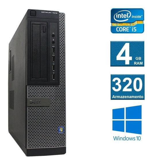 Computador Dell Optiplex 7010 I5 3º Geração 4gb 320hd