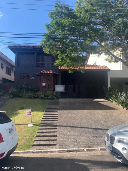 Casa Em Condomínio Para Venda Em Santana De Parnaíba, Alphaville, 4 Dormitórios, 2 Suítes, 4 Banheiros, 2 Vagas - Mt19_2-1073823