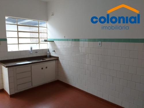 Imagem 1 de 17 de Casa Comercial Na Fernando Arens Na  Vila Arens Ii Em Jundiaí - Ca00802 - 33293439