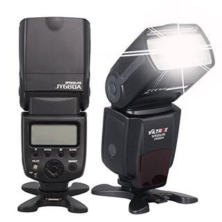 Viltrox Jy680a Flash De Flash Universal Lcd Para Canon Eos 1