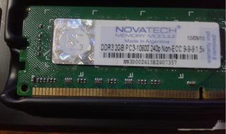 Memorias Ddr3 2gb 1333 Mhz Y Ddr2 2gb Precio C/u