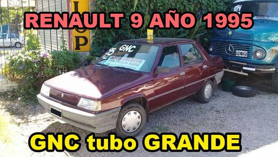Renault 9 Año 1995 Con Gnc