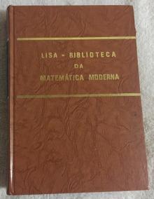 Lisa Biblioteca Da Matemática Moderna - Tomo 3 - Geometria
