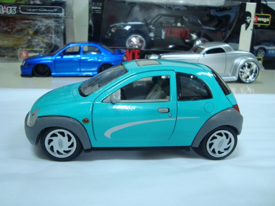 Miniatura Ford Ka 1/24 Sunnyside #avl392