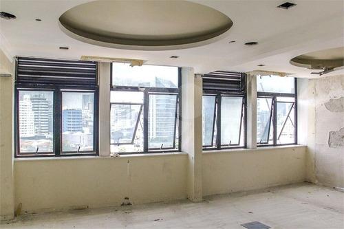 Sala Comercial Com 265 Metros Para Locação Em Pinheiros. - 226-im471800