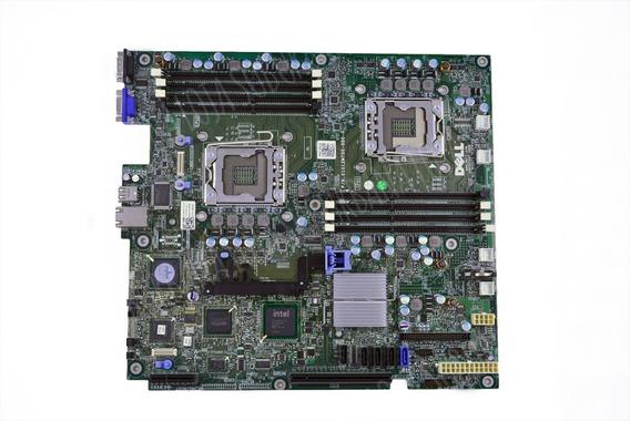 Placa Mãe Dell Poweredge R410 N83vf Dual Xeon Servidor 1366