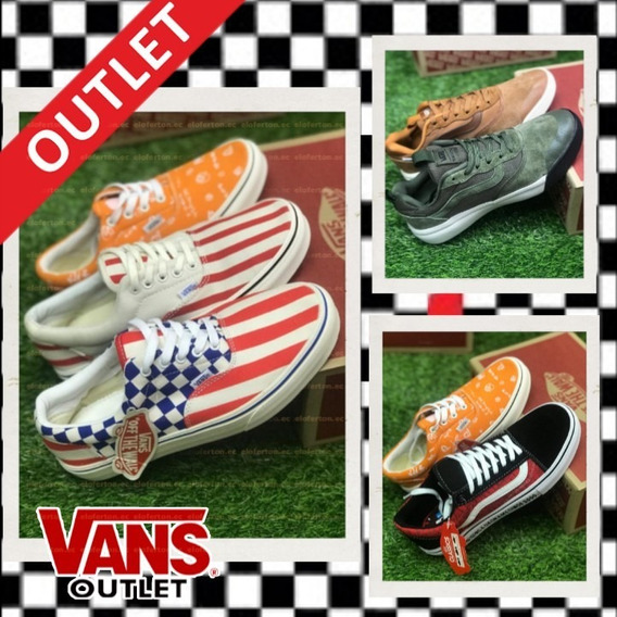**zapatos Vans Originales - Old Skool - Authentic - Era **
